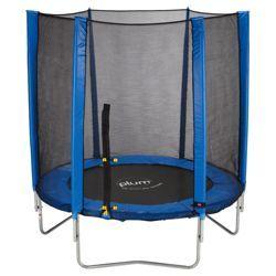 Buy Plum 6ft Trampoline & Enclosure, Blue from our Trampolines range - Tesco.com