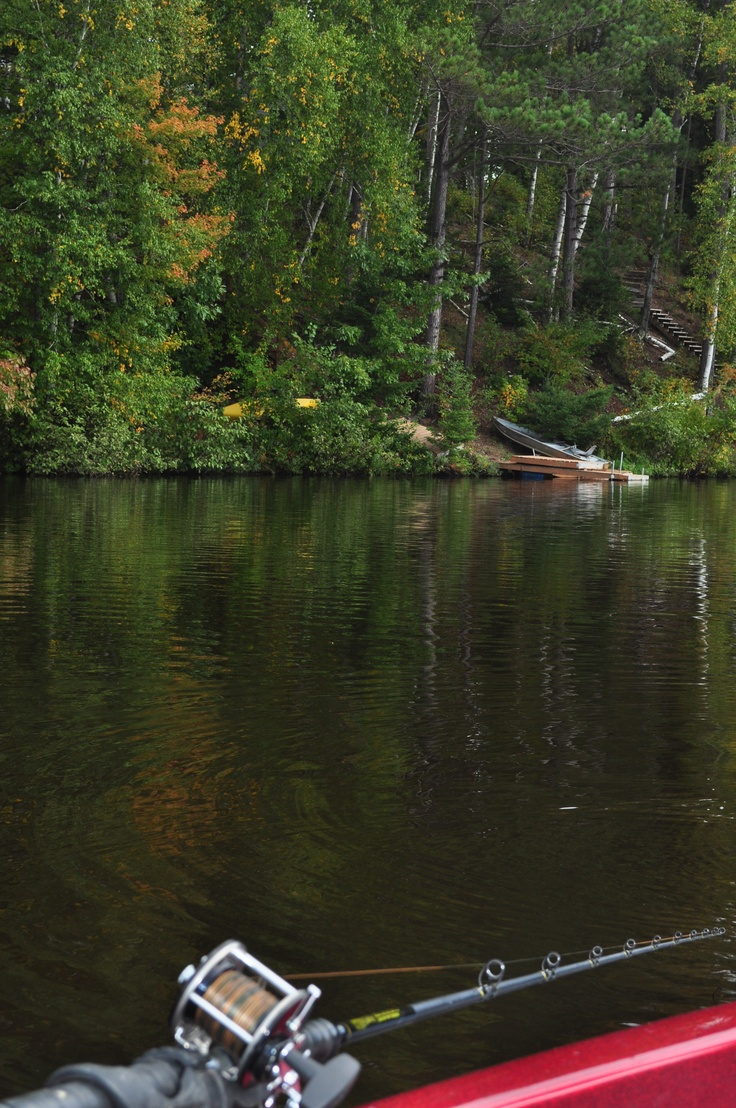 Hayward wisconsin travel pinterest trips cabin and for Fishing cabins in wisconsin