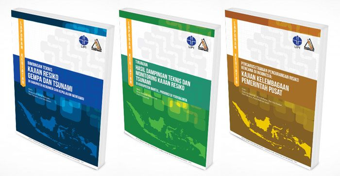 Design & Layout for Comunity Preparedness Activity Report-2014 Client: Comunity Preparedness - LIPI