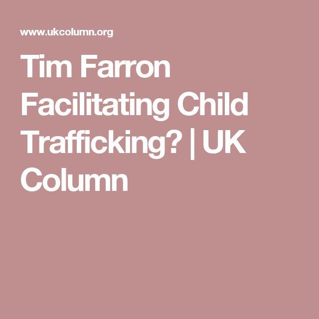 Tim Farron Facilitating Child Trafficking? | UK Column