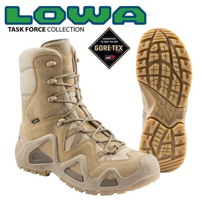 LOWA Zephyr GTX Hi TF desert - Scarpe - Abbigliamento