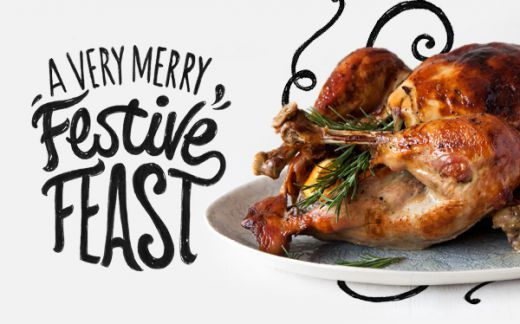 Have a very merry feast with our free online festive cooking course.