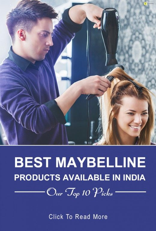 Best Maybelline Products Available In India – Our Top 10 Picks