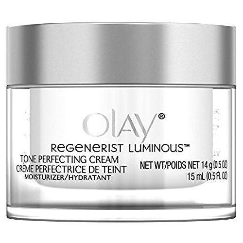 Olay Regenerist Luminous Tone Perfecting Cream 05 Ounce Pack of 4 >>> Want to know more, click on the image.(This is an Amazon affiliate link and I receive a commission for the sales)