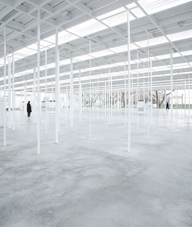 Junya Ishigami, 'How small? How vast? How architecture grows'
