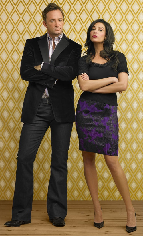 Stacy london y clinton kelly what not to wear