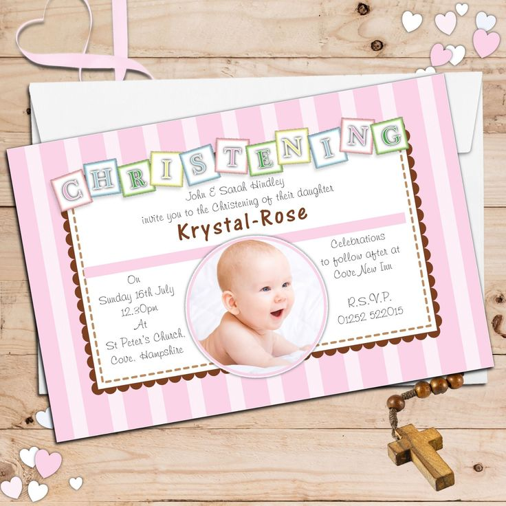 baptism invitations : Cheap baptism invitations - Invitations Design Inspiration - Invitations Design Inspiration