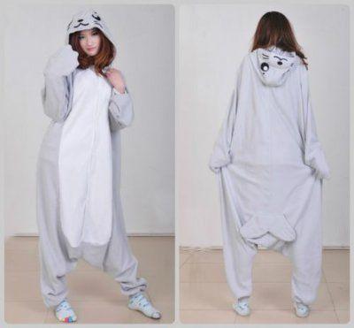 Zeehond onesie