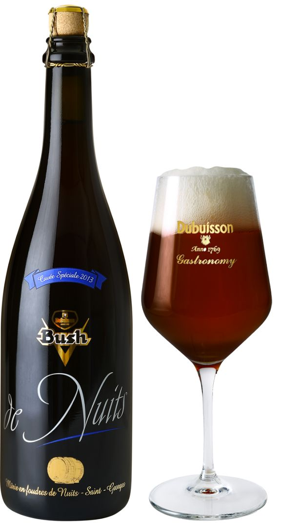 Dubuisson Brewery - Bush de Nuits
