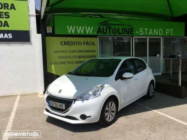 Peugeot 208 1.4 HDi Active preços usados