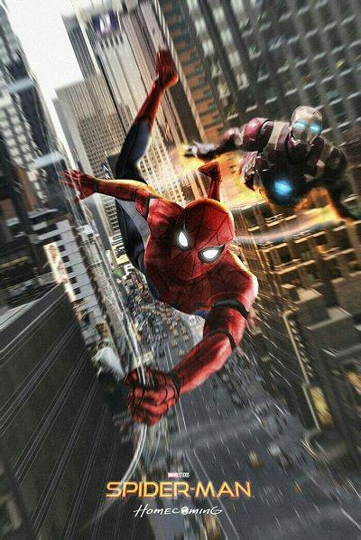 Фильм Человек-паук: Возвращение домой онлайн бесплатно