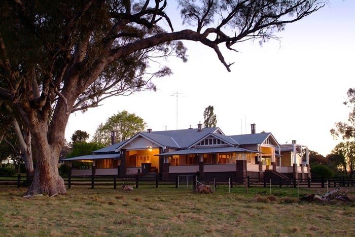 Now that's a homestead! Wellingrove Homestead, Glen Innes NSW