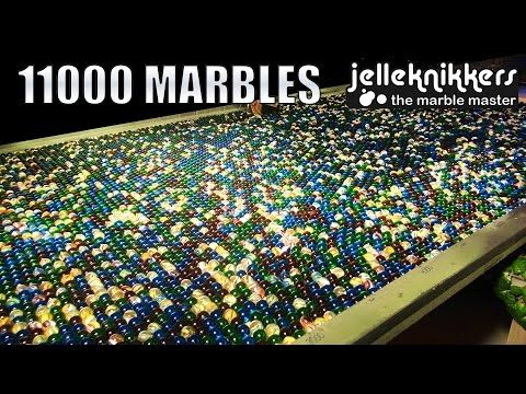 This is the Coolest Marble Run Machine You Will See Today «TwistedSifter - I never knew that marbles really know how to party!