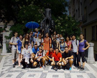 Prague Extravaganza Free Tour - walking tour given by locals who love Prague