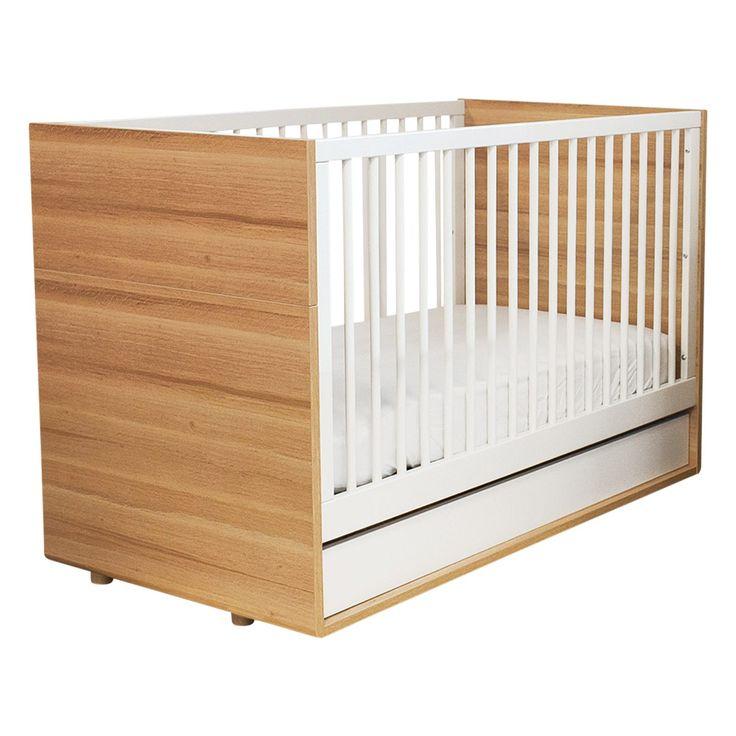 Luce convertible crib woodwhite convertible crib wood