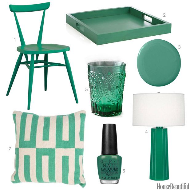 Color Obsession Of The Week Jade Green