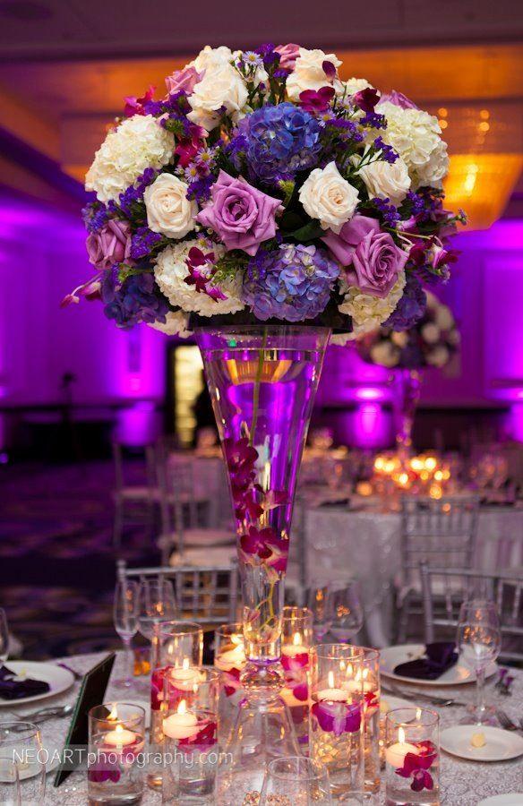Hyatt Regency Pier 66 Wedding Planning: peacock premier events