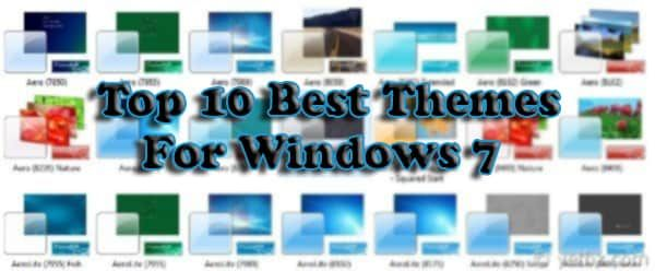Find The Top Windows 7 Themes Of 2019 With Free Download Links These Are The Latest Releases Of Themes With Numerous Wal Windows 7 Themes Theme Desktop Themes
