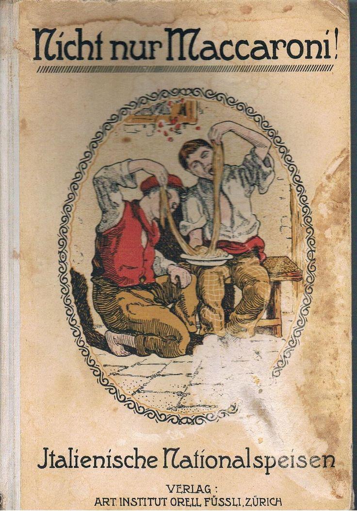 59 best cook books and food images on Pinterest Cook books - original italienische küche