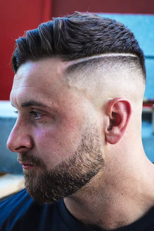 Tips And Tricks To Know About Fade Haircut Menshaircuts Com Fade Haircut Hard Part Haircut Haircuts For Men