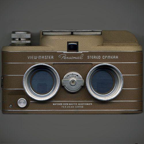 viewmaster stereo camera