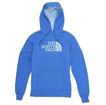 Ladies Half Dome Pullover Hoodie by North Face BLU XL