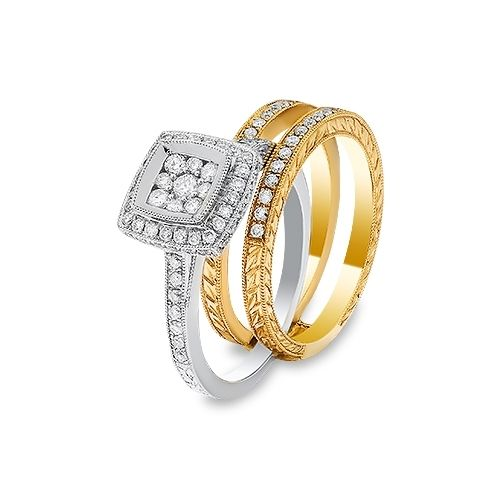 So cool! #diamonds #ring #rings #gold #wow