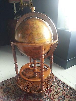 vintage retro drinks globe cocktails | eBay
