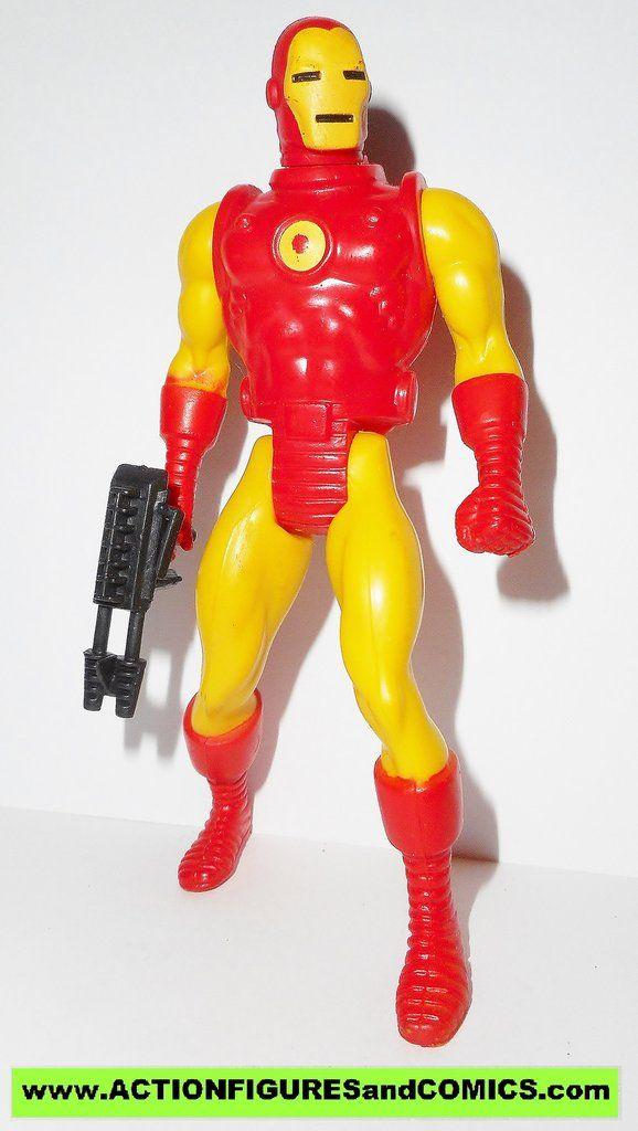 Iron Man  - Marvel Secret   Wars  secret wars IRON MAN vintage 1984 marvel super heroes mattel toys action figures
