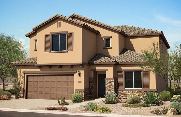 10 Best Exterior Color Combination Images On Pinterest Brown Brick Exterior Exterior House