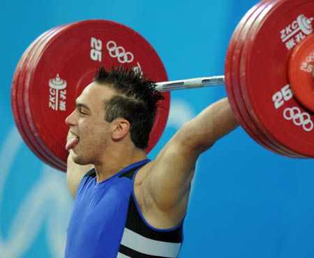 olympic weightlifting - Google Search