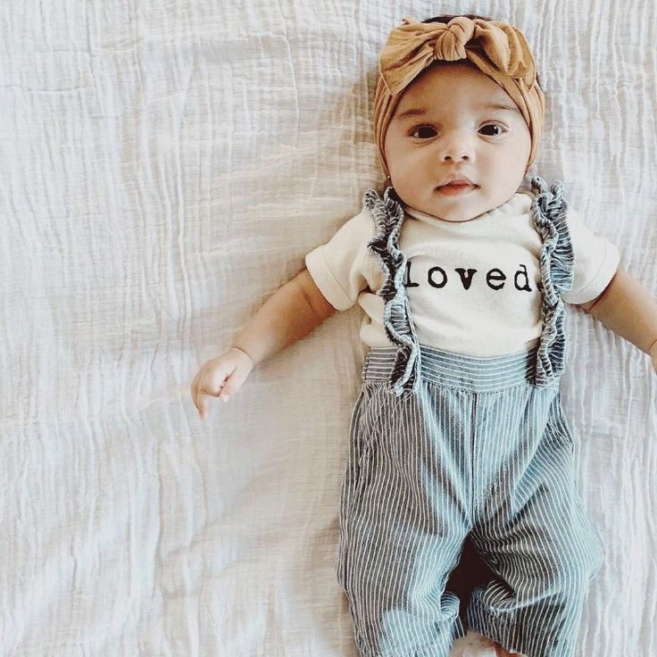 Loved – Organic Bodysuit – Cute clothes!