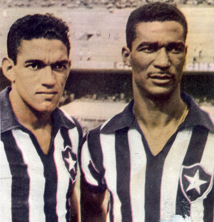 Garrincha & Didi                                                                                                                                                                                 Mais