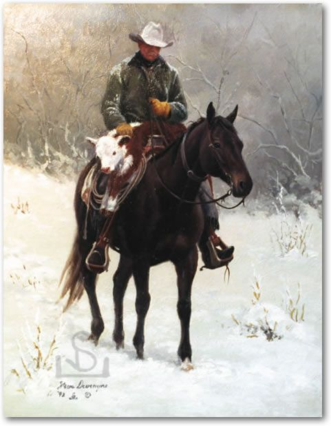 western art prints | ... Steve Devenyns, Limited Edition Fine Western Art Prints & Giclees