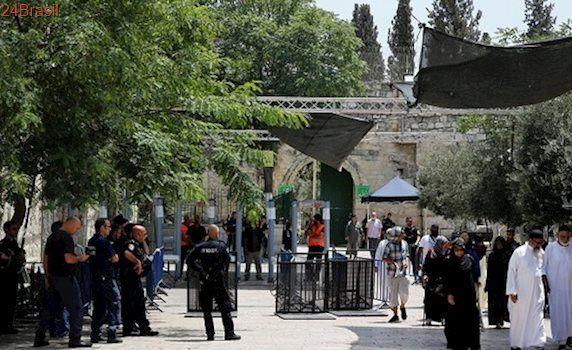 Para evitar tensões, governo israelense volta a restringir entrada na cidade velha