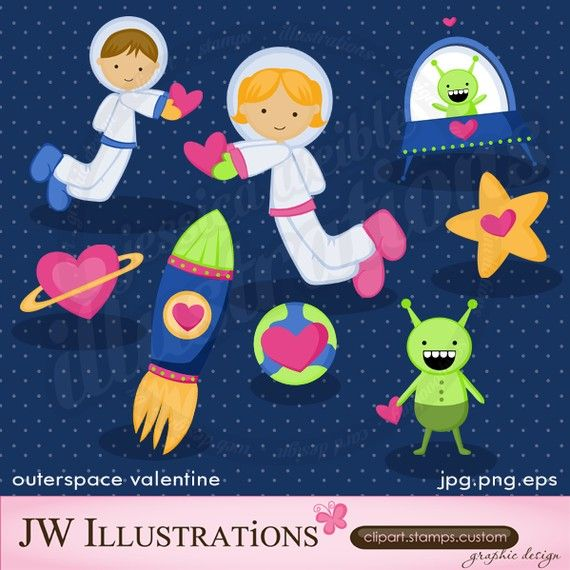 17 best images about digital clip art 4 scrapbooking on for Outer space paper