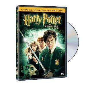 Harry Potter and the Chamber of Secrets / et la Chambre des secrets Bilingual Widescreen: Amazon.ca: DVD