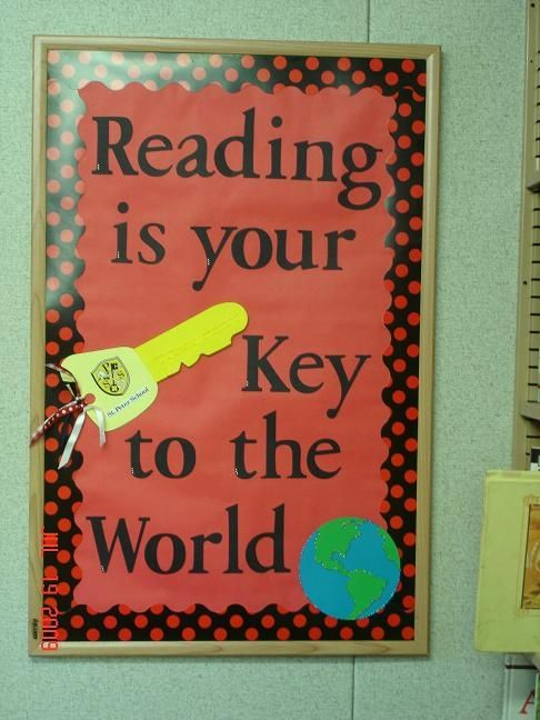 library bulletin boards - Bing Images