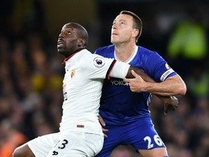 Watford striker Stefano Okaka receives offer from Shanghai Shenhua?