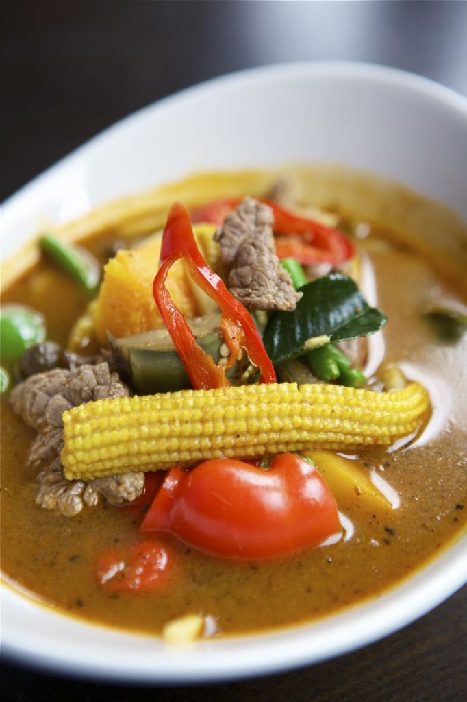 Jungle Beef Curry