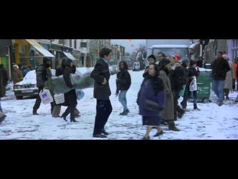 Notting Hill, the four seasons scene with that old Bill Withers song (Ain't No Sunshine).