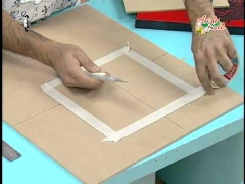 Manualidades Van Gogh - Cuadros con textura.f4v