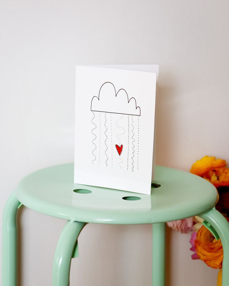 Showers of love. www.strekpoesi.no Strekpoesi, illutration