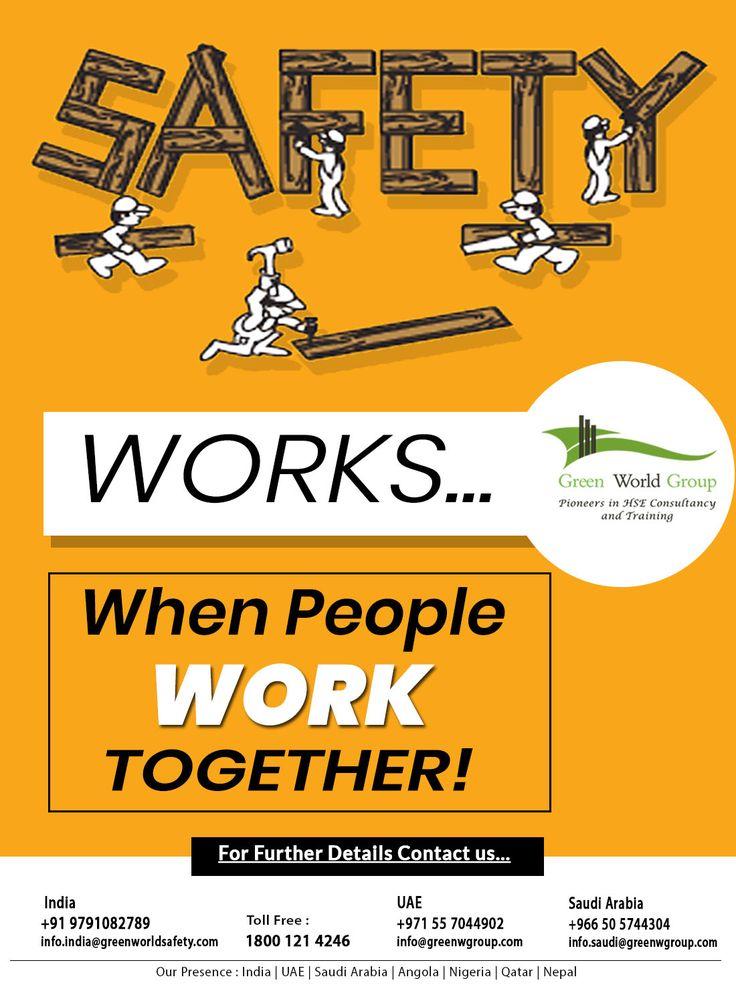 Safety Slogan for Works in 2020 Safety slogans