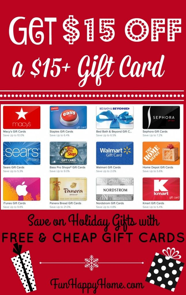 Best 25+ Cheap gift cards ideas on Pinterest   Diy christmas gifts ...