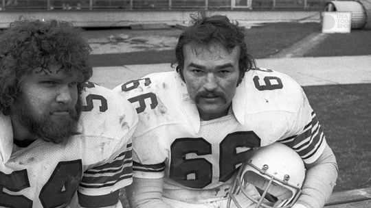 Former NFL guard Conrad Dobler can't recall children's names