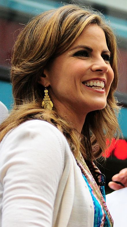 Natalie Morales, NBC News (2011 New York )