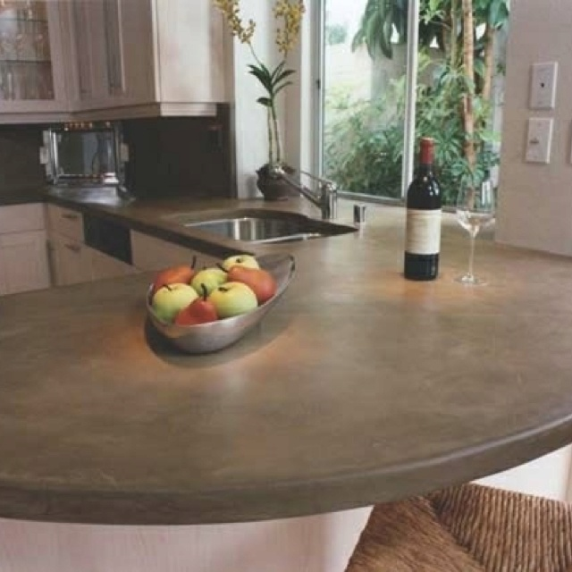 40 Best Images About Concrete Countertops On Pinterest