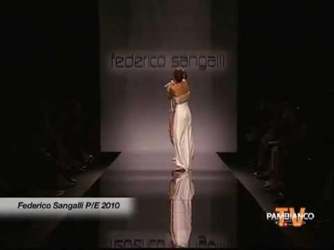 Federico Sangalli Woman S/S 2010 www.federicosangalli.it
