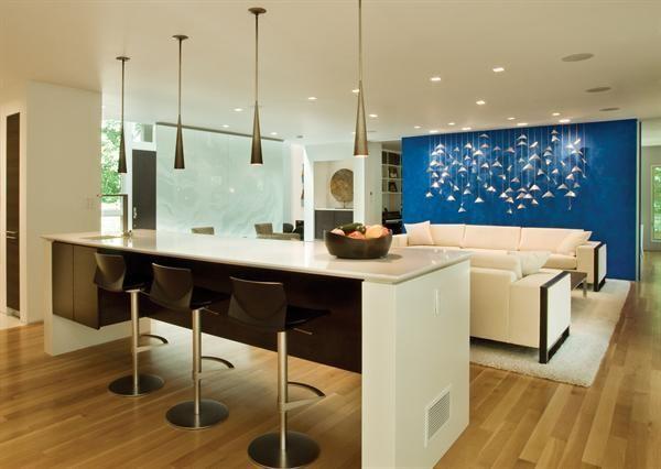 Kitchen Design Open Plan Living 48 best kitchen- blue kitchen // kék konyha images on pinterest